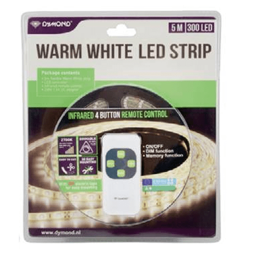 Action warm wit led strip