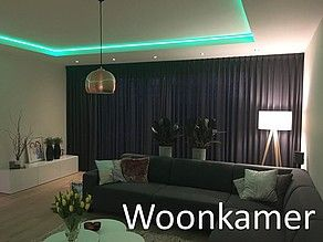 Led inspiratie woonkamer