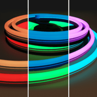 Neon LED strips