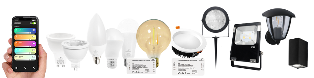 Alternatief voor Hue LED lampen en spots