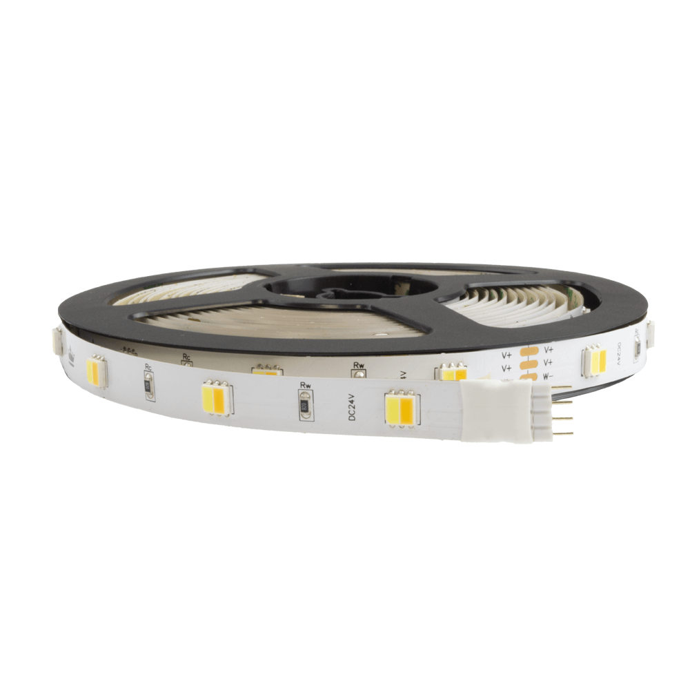 1 meter Dual White led strip Basic met 60 leds - losse strip
