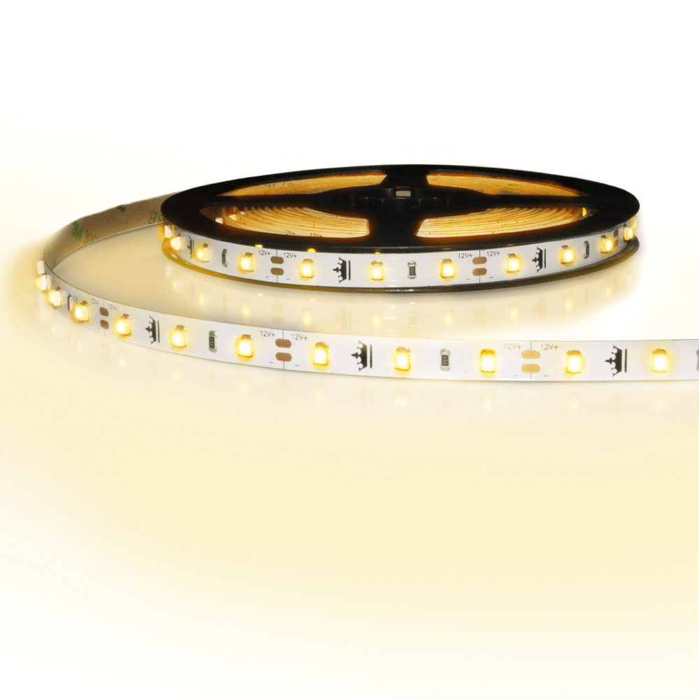 1 meter led strip WARM WIT - 60 leds